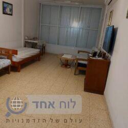 דירה להשכרה 4 חדרים בתל אביב